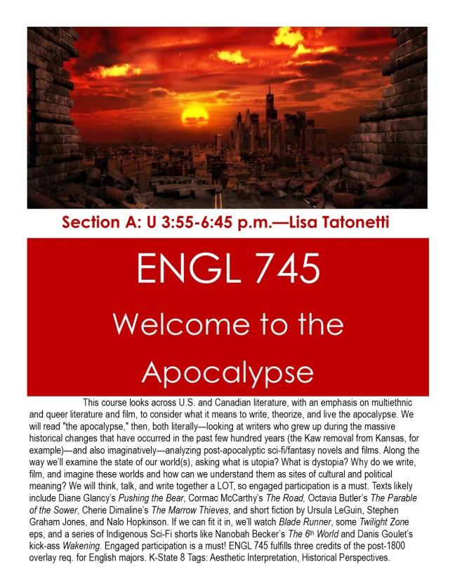 ENGL 745 Spring 2020